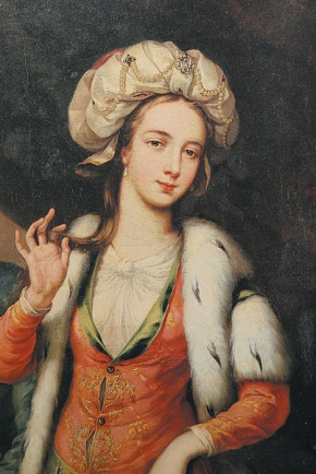 Mary Montagu