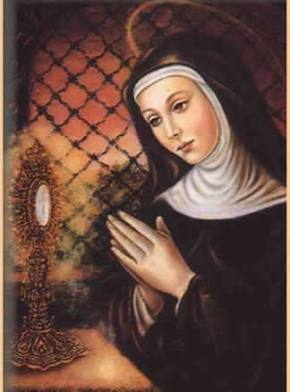 Saint Clare of Assisi – living by the Rule