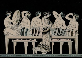 No Sex, Please, We're Hellenic: Female Solidarity in the Lysistrata