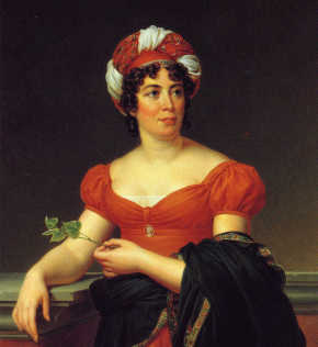 "Madame de Staël – Literature, Society and ""Woman"""