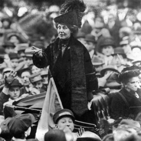 A Life Less Ordinary: Emmeline Pankhurst's Fight for Equality