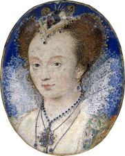 Hilliard, Portrait of a Woman c.1590
