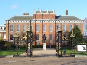 High birth and high minds alike: Conway was raised in what is now Kensington Palace